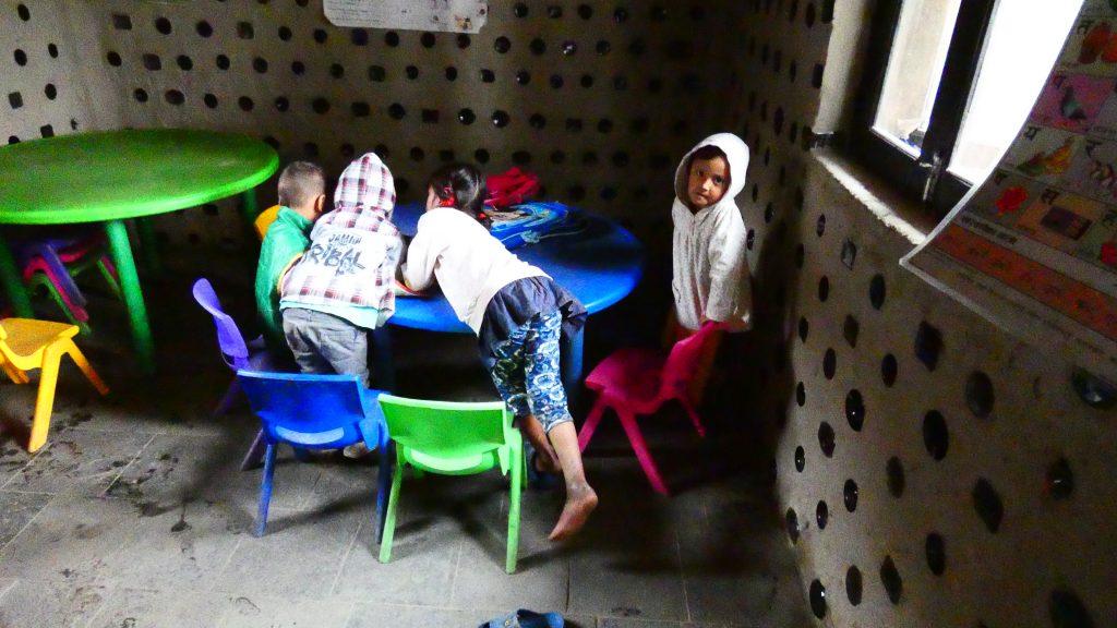 Kids from Dhapasi Heights